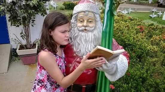 Natal na escola? 1
