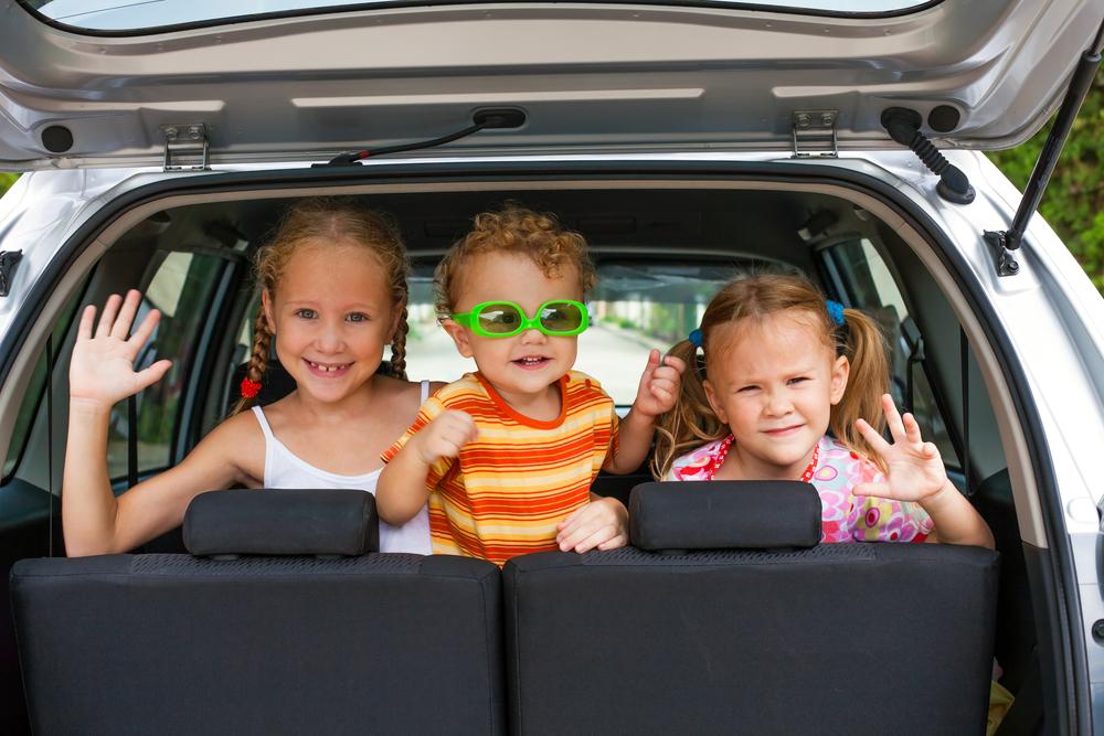 6 dicas para entreter as crianças dentro do carro numa viagem 1