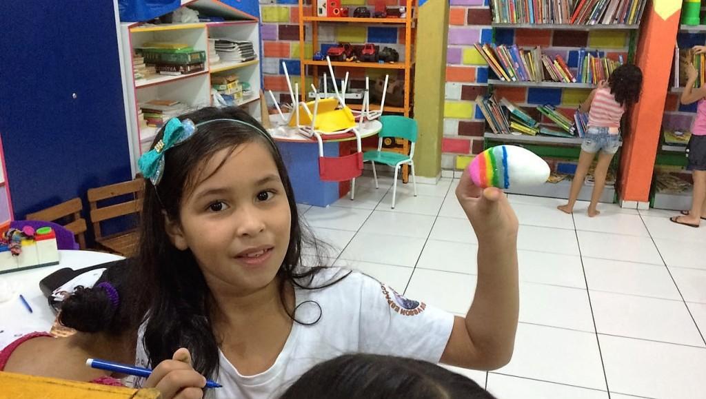 As surpresas e encantos de uma biblioteca comunitária 6
