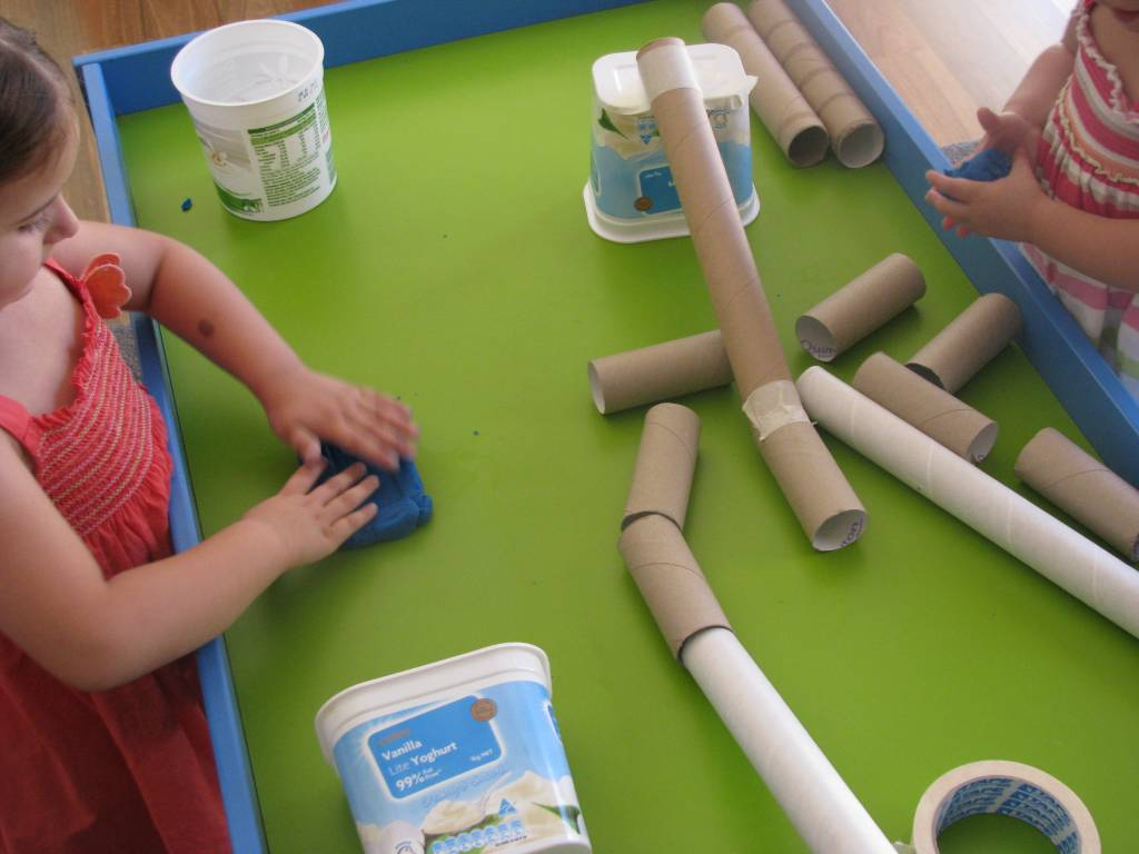Cardboard-Tubes