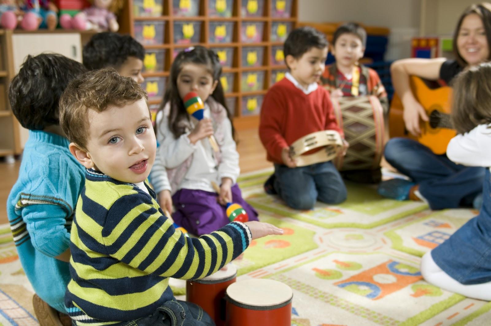 Musicalização Infantil x Recreação Musical: você sabe a diferença? 2