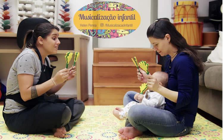Musicalização Infantil x Recreação Musical: você sabe a diferença? 4