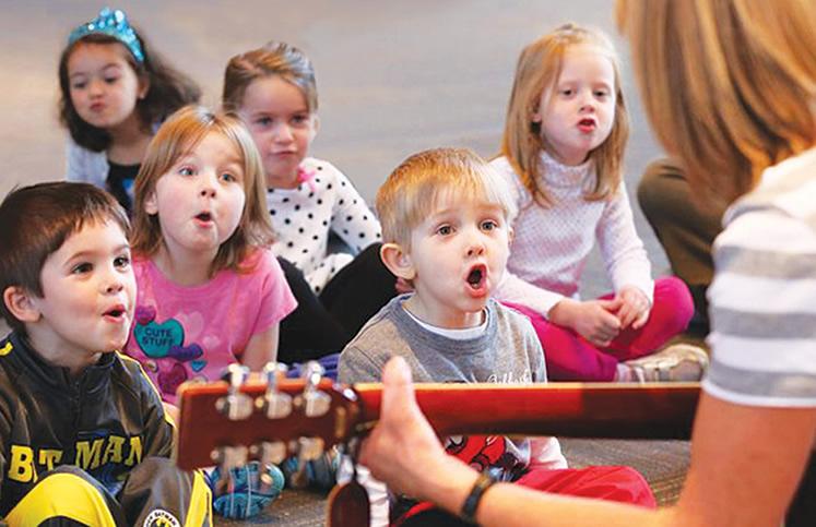 Musicalização Infantil x Recreação Musical: você sabe a diferença? 3