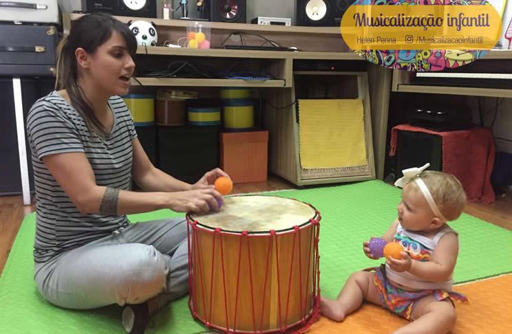 Musicalização Infantil x Recreação Musical: você sabe a diferença? 5
