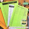 Lista para Conferir Entregas Editável 3