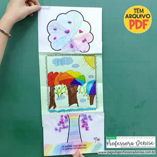 Atividade Pop-up da árvore e Poema 1