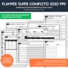 Planner de Professor 2020 - COMPLETO - Fichário Decorado 2