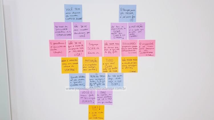 3 Dinâmicas rápidas para trabalhar afetividade com Post-it 6