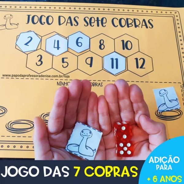 Jogo das Sete Cobras - Adição 1